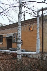 Храм (молитвенный дом в госпитале)